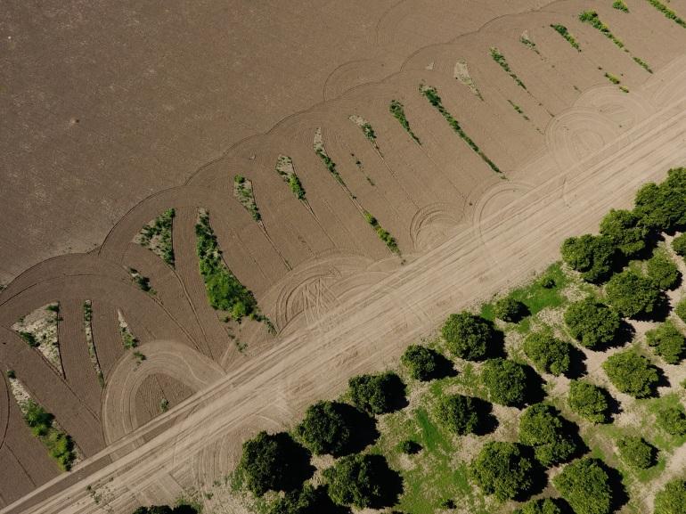 Agricultural loops.